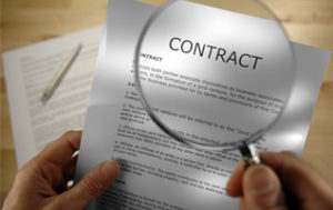 Contract Control